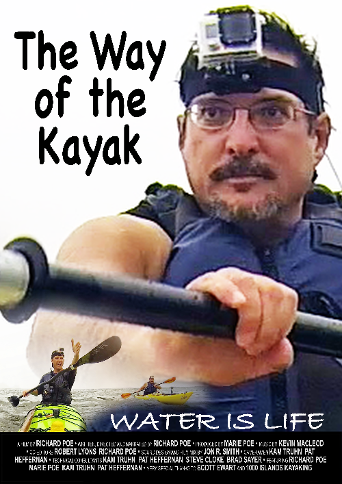 Film Poster for The Way of the Kayak
