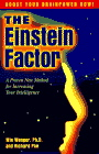 EINSTEIN FACTOR book cover