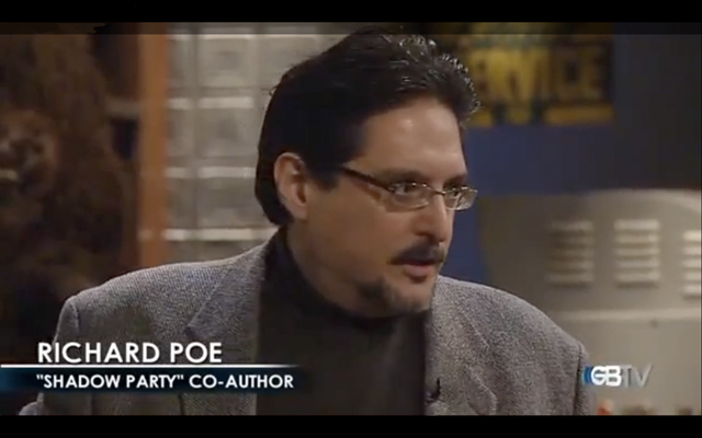 Poe appears on GBTV, January 30, 2012