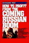 RUSSIAN BOOM book cover