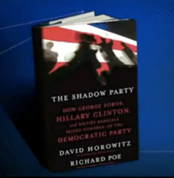 3D image of Shadow Party book