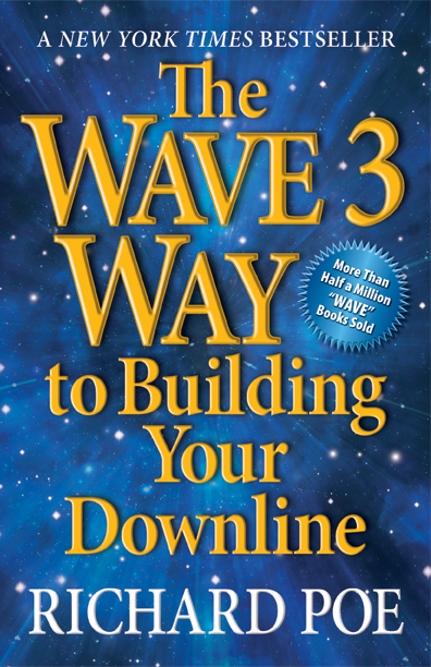 WAVE 3 WAY book cover