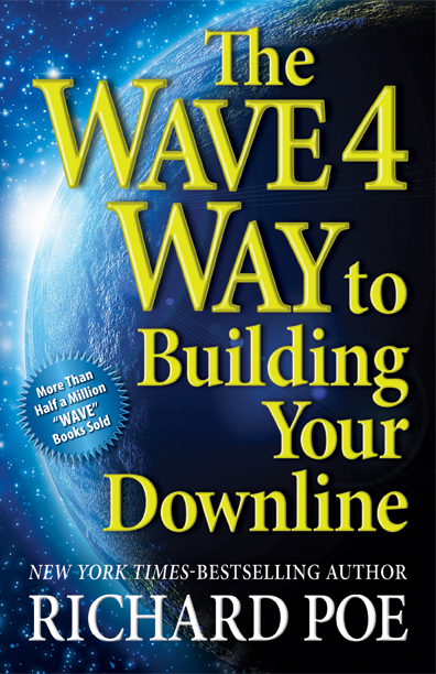 WAVE 4 WAY book cover